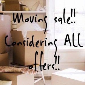 MOVING IN NOVEMBER!